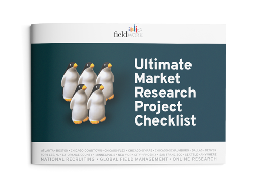 Fieldwork's Ultimate Market Research Project Checklist