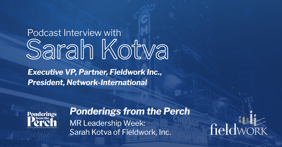 Podcast Interview with Sarah Kotva